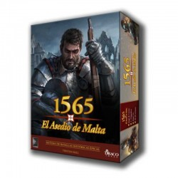 1565 El Asedio a Malta