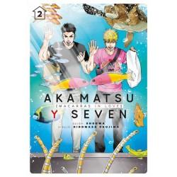 Akamatsu y Seven, Macarras...