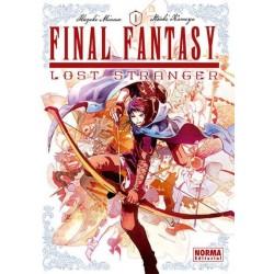 Final Fantasy Lost Stranger...