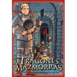Tragones y Mazmorras Vol 1,...