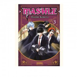 Mashle Nº3