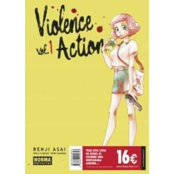 Violence Action 1 + 2 (Pack...