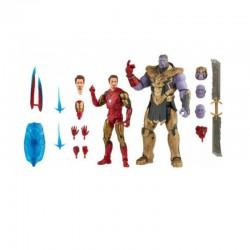 Pack Iron Man & Thanos,...
