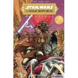 Star Wars The High Republic...