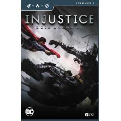 Coleccion Injustice Volumen...