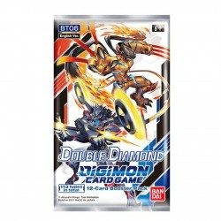 Sobres Digimon TCG Double...
