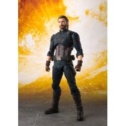 Capitán América, Infinity...