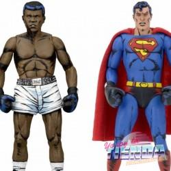 Figuras Superman vs...