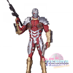 Estatua Deadshot DC Icons...