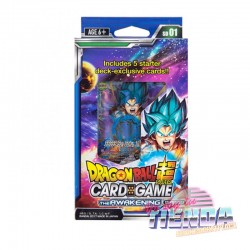 Dragon Ball, TCG, The...