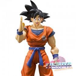 Son Goku, A Saiyan Raised...