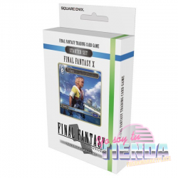 Final Fantasy, Mazo de...