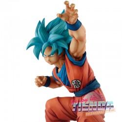 Dragon Ball, Goku S.S. God...