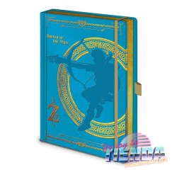 Zelda, Libreta Premium A5,...