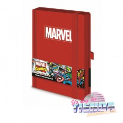 Marvel Comics, Libreta A5...