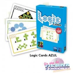 Logic Cards Azul, Juego de...
