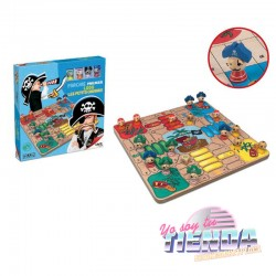 Parchis de Piratas,...