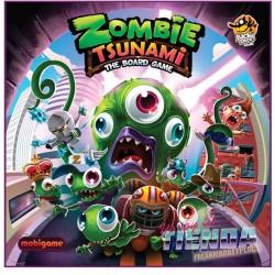 Zombie Tsunami Castellano,...