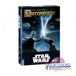 Carcassonne, Star Wars,...
