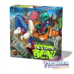 Destroy BCN, Juego de Mesa,...