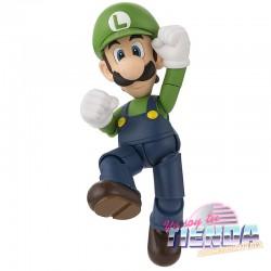 Luigi, Super Mario Bros.,...