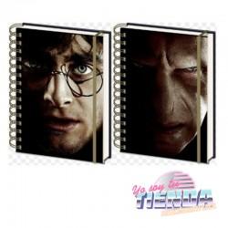 Cuaderno, Harry Potter,...