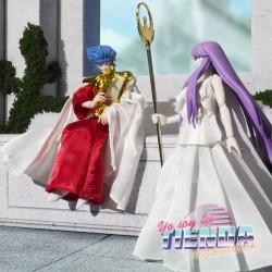 Abel y Athena, Saint Seiya,...