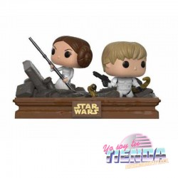 Luke y Leia, Star Wars,...
