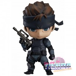 Solid Snake, Metal Gear...