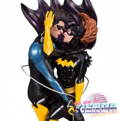 Estatua Nightwing y...