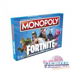Monopoly Fornite, Hasbro,...