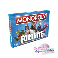Monopoly Fortnite, Hasbro,...