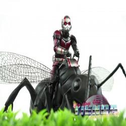 Figura Ant-Man & Hormiga,...