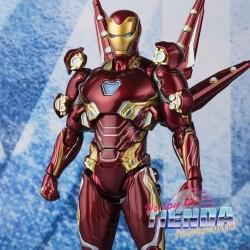 Iron Man MK-50 Nano +...