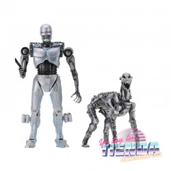 Endocop & Terminator Dog,...