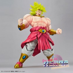 Super Saiyan Broly, Dragon...