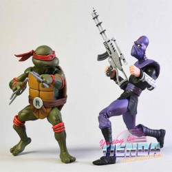 Raphael & Foot Soldier,...