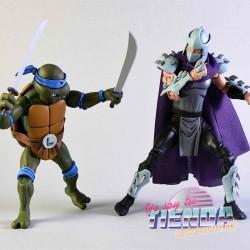 Leonardo & Shredder, Las...