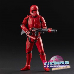 Vin Sith Trooper Red, Star...