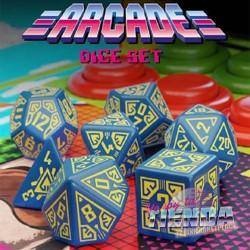Dados Arcade, Rol, Dice Set
