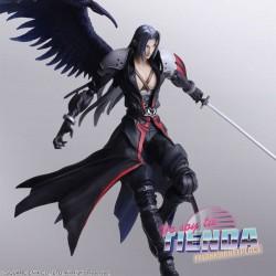 Figura Sephiroth, Final...
