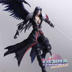 Sephiroth, Final Fantasy...