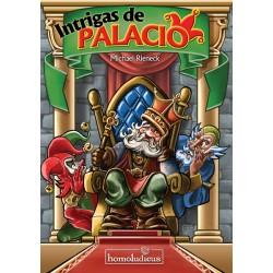 Intrigas de Palacio, Juego...