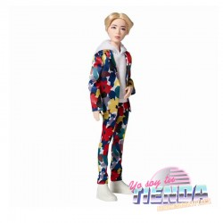 Jin, BTS, Idol Fashion Doll