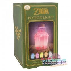 Lámpara Zelda de Poción...