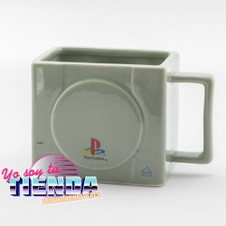 Taza Playstation 3D Console
