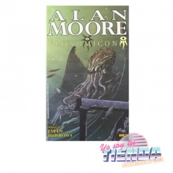 Neonomicon, Alan Moore