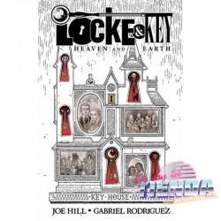 Locke & Key: Cielo y...