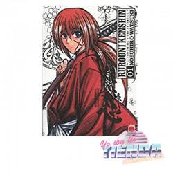 Rurouni Kenshin Integral Nº...