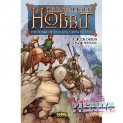El Hobbit, J.R.R. Tolkien